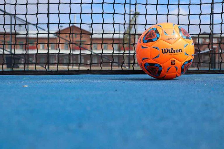 Futnetboll och nät
