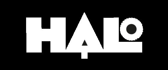 Halo logotyp