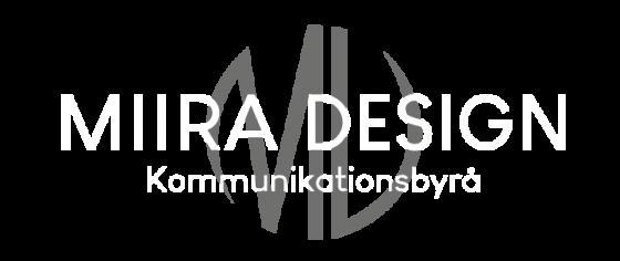 Miira Design logotyp